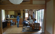 San-sh tei Guest House - arts and crafts activities