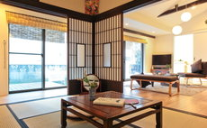 SJ Villa Kamata A - 居室からみたお部屋