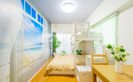 Room of Beach and Stars image