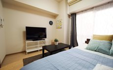 Suzaku Apartment Nippombashi 103 - Downtown Osaka