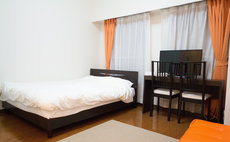 [SJ Apartment Daito A] 3min from JR station!